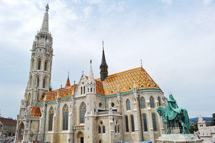 馬加什教堂3