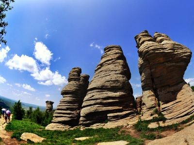 Hexigten Stones Scenic Area