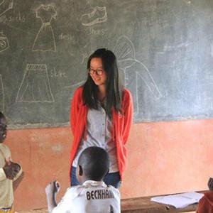 喀麦隆游记图文-我的喀麦隆神奇志愿者经历1