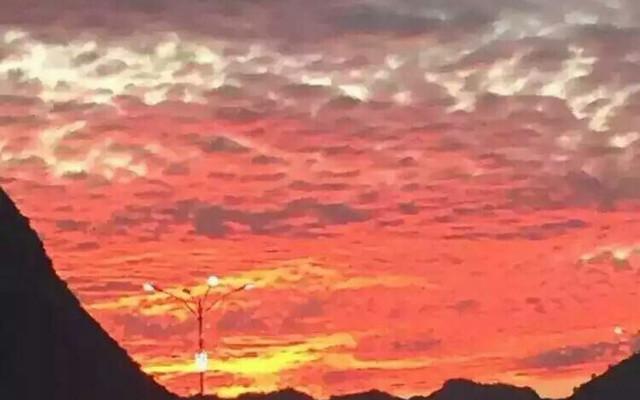 兴义的天空