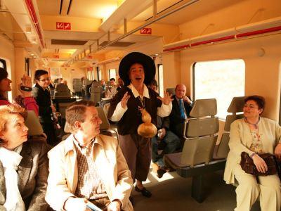 賽凡提斯火車