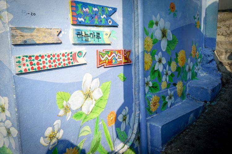 Gamcheon Culture Village4