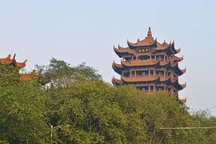 Yellow Crane Tower2