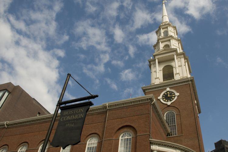 Park Street Church1