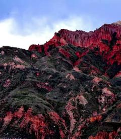 [拉巴斯游记图片] 玻利维亚拉巴斯--月亮谷