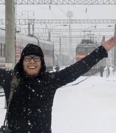 [莫斯科游记图片] 横跨欧亚大陆--西伯利亚铁路之旅