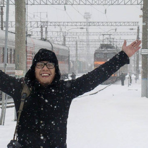 海参崴游记图文-横跨欧亚大陆--西伯利亚铁路之旅