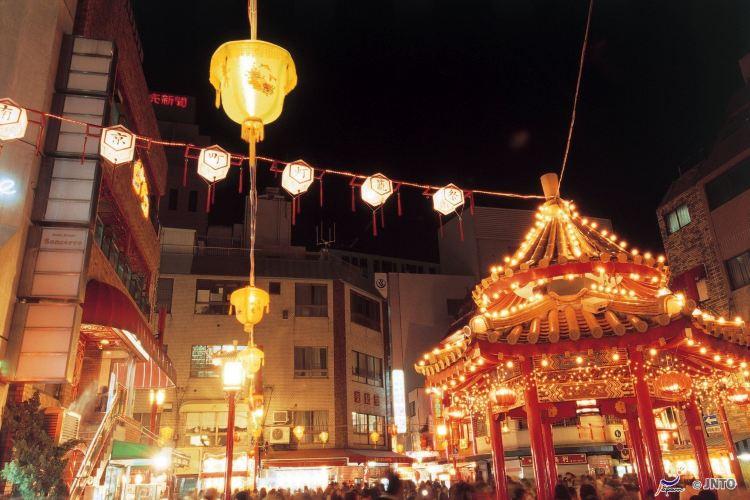Chinatown (Nankinmachi)1