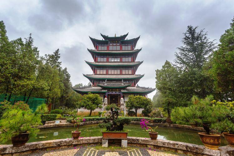 Wangu Pavilion1
