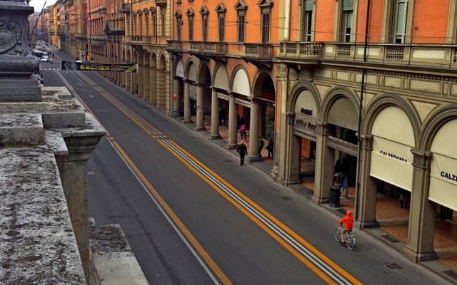 四月的罗马假日--第十站 博洛尼亚