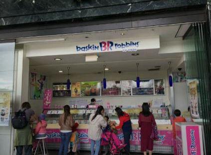 BR baskin robbins