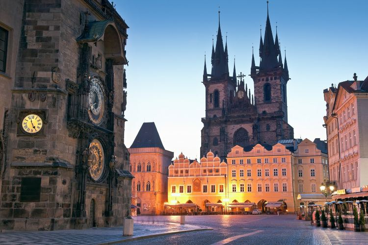 Prague Astronomical Clock2