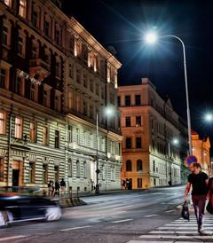[布拉格游记图片] 暗夜游,抱影归,东欧多少梦,尽在琴瑟和鸣中......