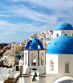 [圣托里尼游记图片] 欧洲四国漫游记之希腊爱琴海