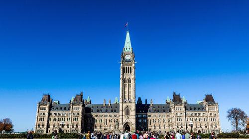 加拿大10个著名地标,背后故事知多少?