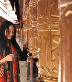 [拉萨游记图片] 仰望西藏--雨季自驾惊险之旅(下)