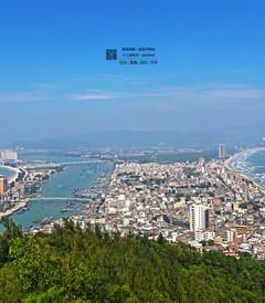 [惠州游记图片] 【两星双月】双月湾三面环海一面山,动静交融的南海渔港风光