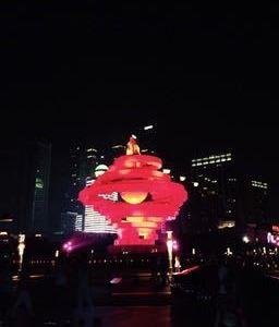 五四广场旅游景点攻略图