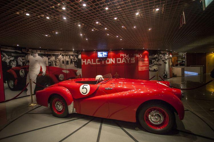 大賽車博物館4