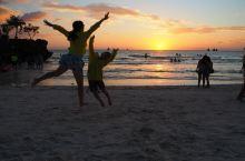 2016远离寒潮的旅行-长滩岛