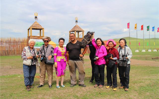 内蒙古呼伦贝尔大草原黑龙江漠河行(哈尔滨海拉尔满洲里)