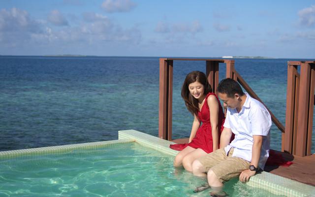 我恨马尔代夫,因为她激起了我环游世界的欲望(2015年10月Zitahli吉塔莉岛6天4晚游记)