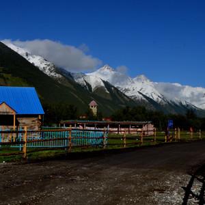 博乐游记图文-最美的新疆   之一
