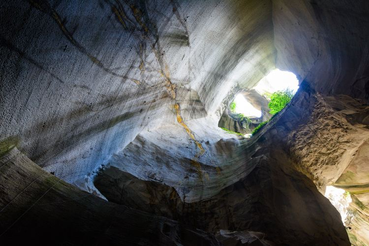 Changyu Stone Cave2