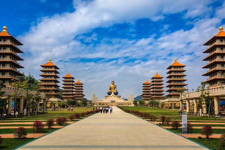 Fo Guang Shan Buddha Museum1