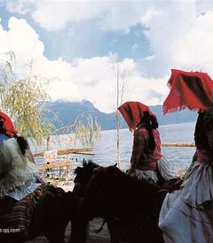 [泸沽湖游记图片] 【迷情泸沽湖】(摄影日记)