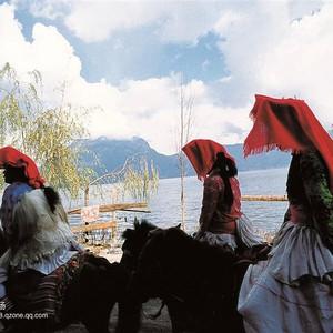 攀枝花游记图文-【迷情泸沽湖】(摄影日记)