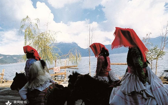 【迷情泸沽湖】(摄影日记)