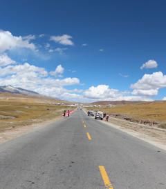 [海西游记图片] 青藏线上的云和月(西藏行之三)