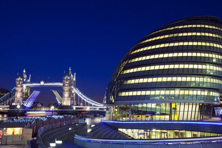 런던 시청