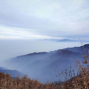 终南山旅游景点攻略图