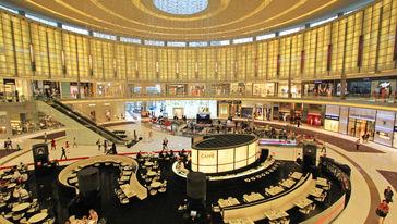 迪拜购物中心