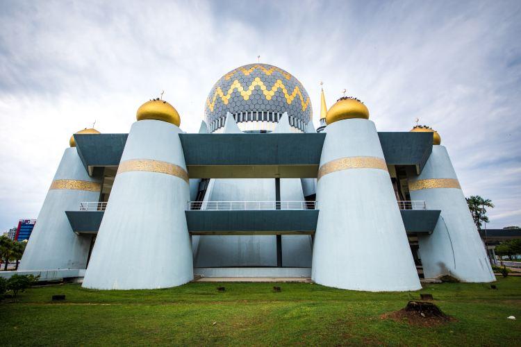 沙巴州立清真寺1