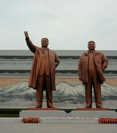 [平壤游记图片] 朝鲜~一个神秘的国度