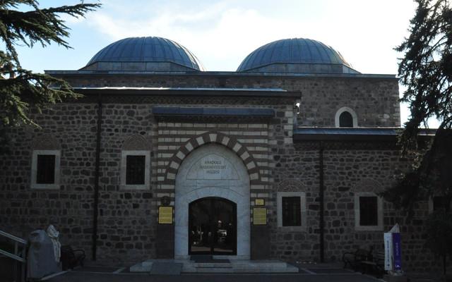 #我的2015#土耳其之旅十五:安卡拉安纳托利亚博物馆
