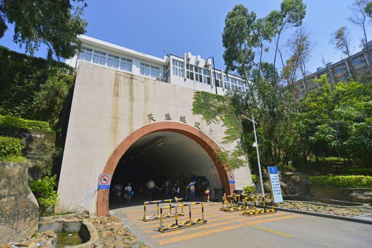 Furong Tunnel2