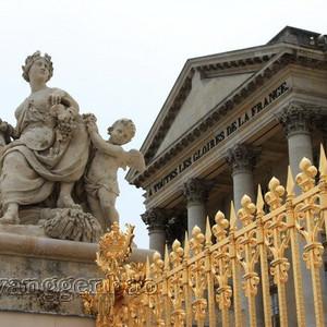 凡尔赛游记图文-重返欧罗巴-12:凡尔赛宫(第二组)