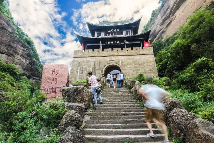 Jianmen Pass3