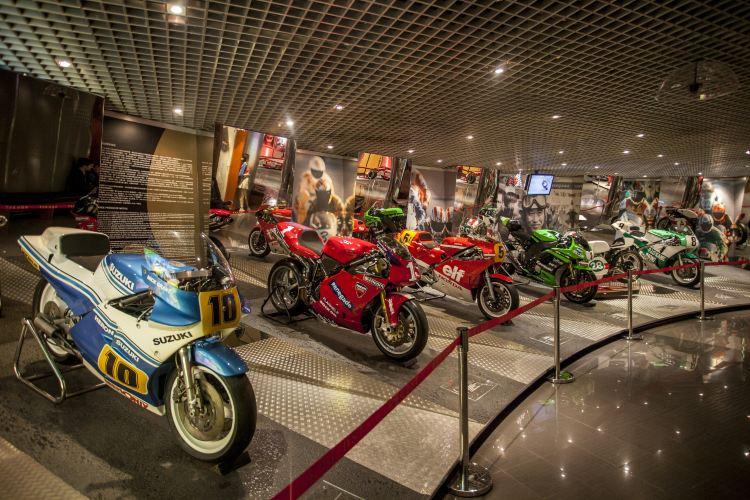 大賽車博物館1