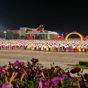 平壤游记图文-神秘而平凡的国度-朝鲜