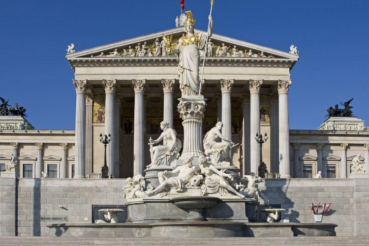 奧地利國會大廈2