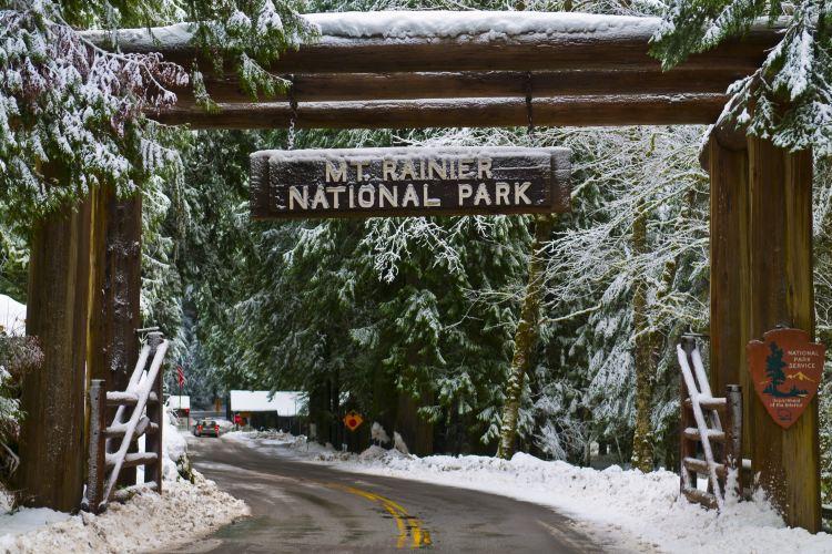 Mount Rainier National Park4