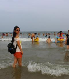 [阳江游记图片] 沙扒湾  释放夏日心去处