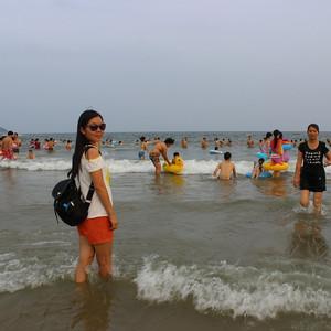 阳西游记图文-沙扒湾  释放夏日心去处