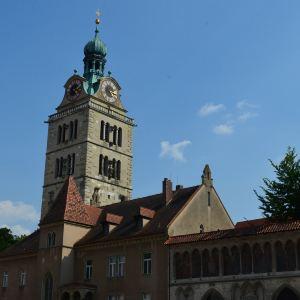 圣埃梅拉姆修道院旅游景点攻略图