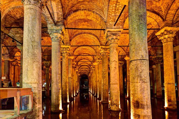 The Basilica Cistern1